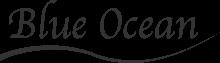 パーソナルトレーニングジムBlueoceanのロゴです