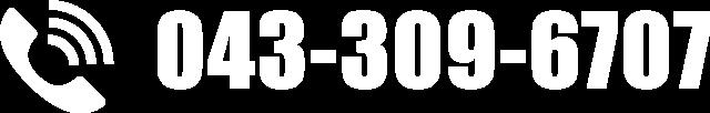 TEL:043-309-6707